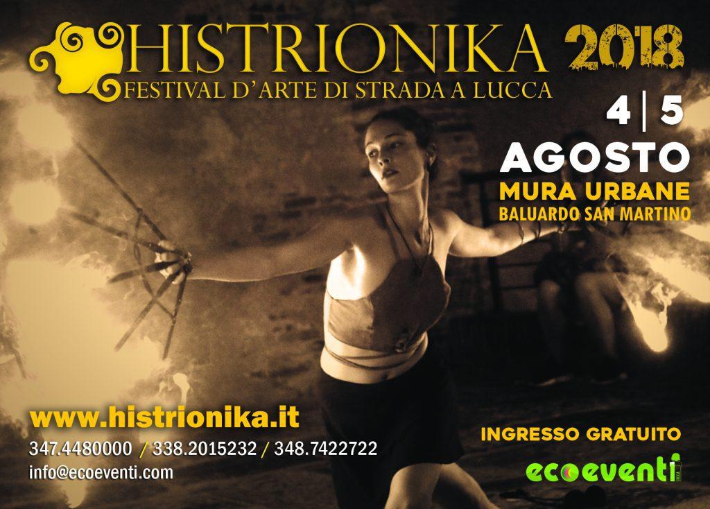 Histrionika 2018