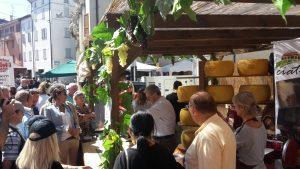 XXI Festival del Prosciutto di Parma e 9° ediz. del Salone del Camper
