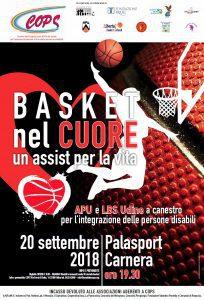 Basket nel Cuore – Un assist per la vita