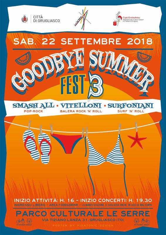 3° ediz. Goodbye Summer Fest