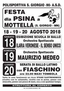 4° Festa dla Psina a Mottella