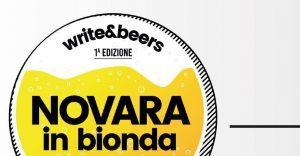 Novara in Bionda - Write & Beers