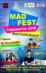 Mad Fest a Campomarino