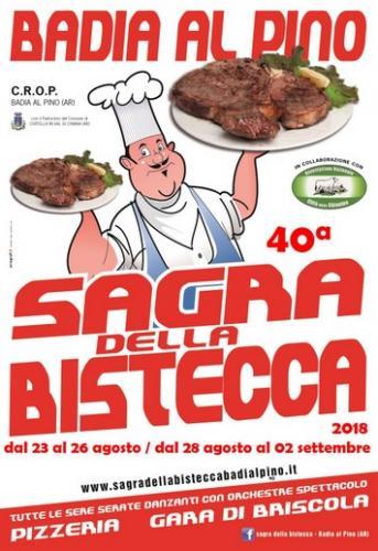 40° Sagra della Bistecca di Badia Al Pino