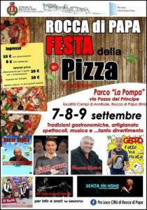 6° ediz. Festival della Pizza