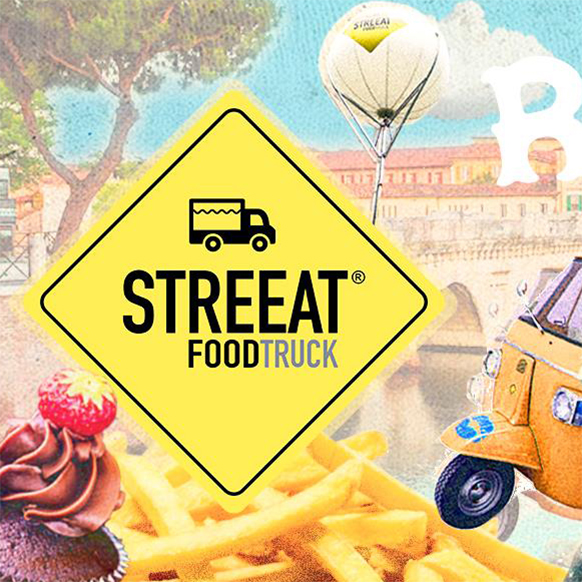 STREEAT - Food Truck Festival 2018