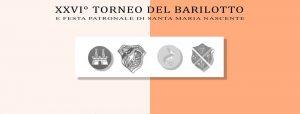 26° Torneo del Barilotto