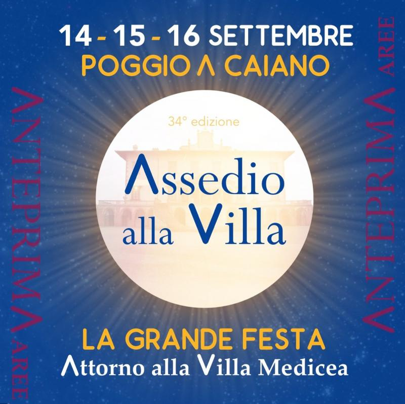 Assedio Alla Villa