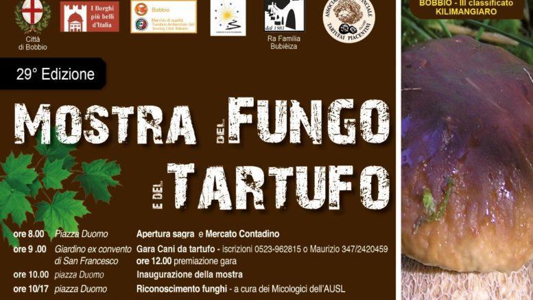 29° Mostra del Fungo e del Tartufo e Festa dell'uva