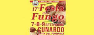 17° Festa del Fungo a Cunardo