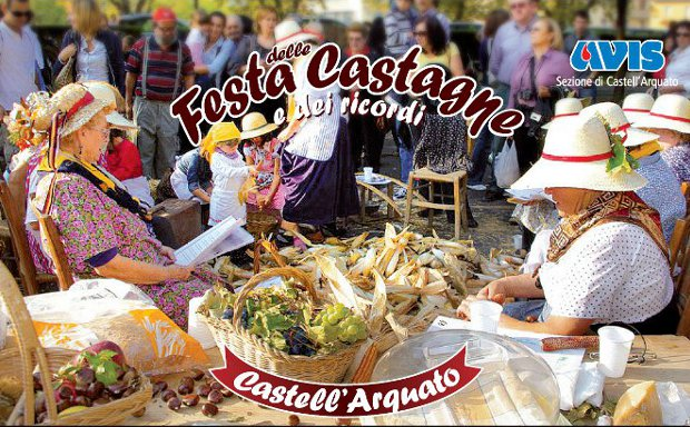 Festa delle Castagne e Festival dei Ricordi