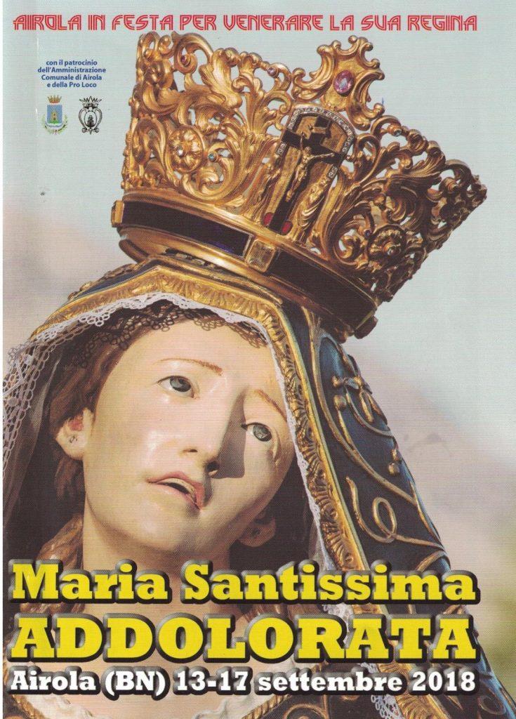 Festa della Vergine Addolorata