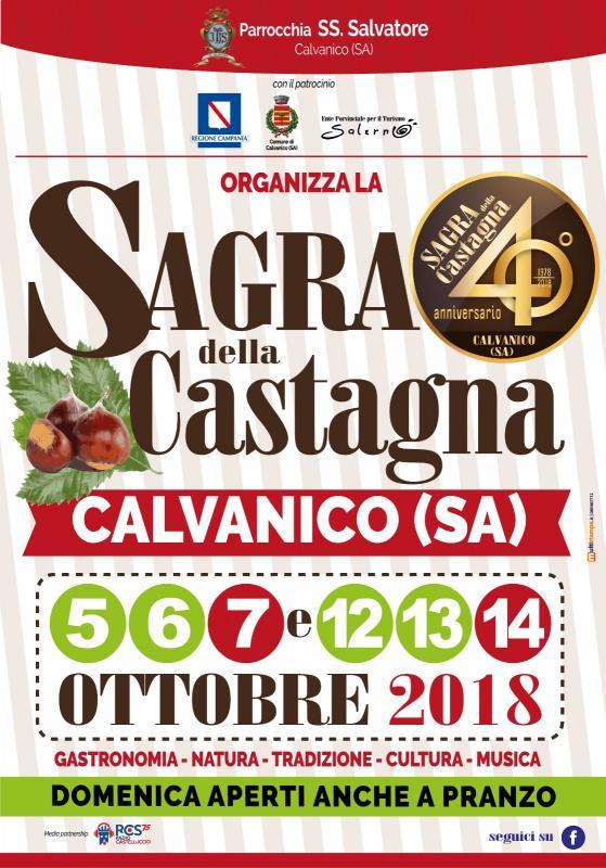 40° Sagra della Castagna di Calvanico