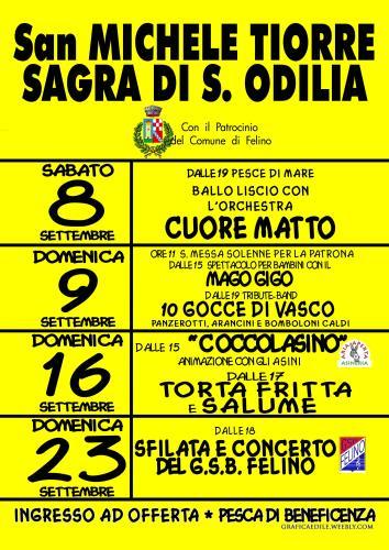 Sagra di Sant'Odilia