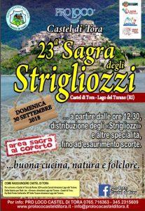 23° Sagra degli Strigliozzi
