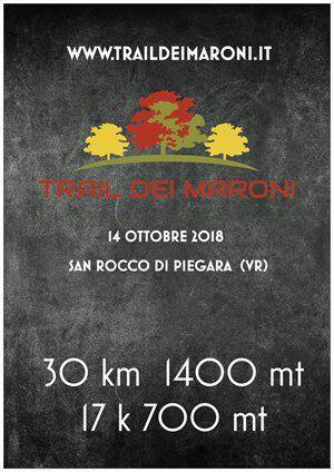 Trail dei Maroni a Roverè Veronese