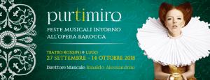 3° Festival Barocco - Purtimiro 2018