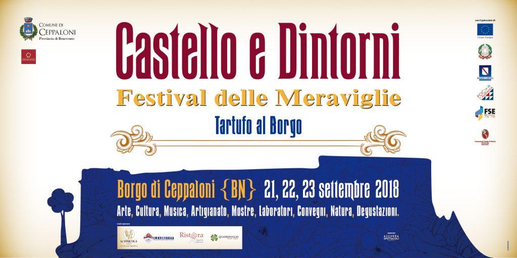 Castello e Dintorni - Festival delle Meraviglie