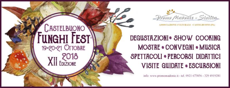 Funghi Fest - 12° Festa dei Funghi di Castelbuono
