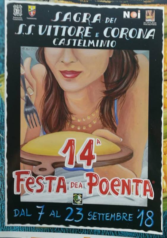 14° Festa Dea Poenta