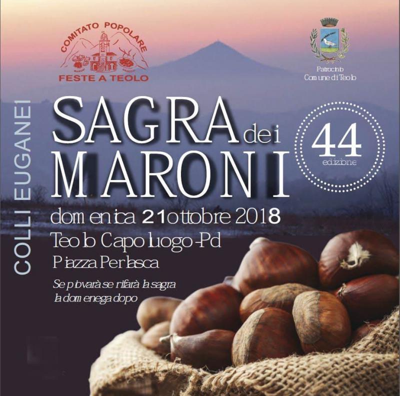 44° Sagra dei Maroni