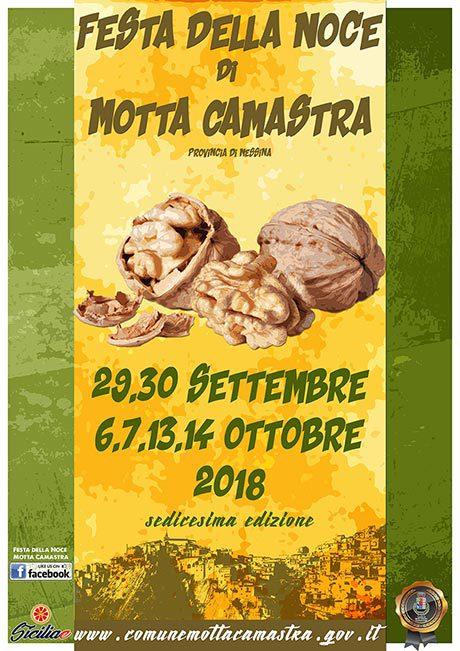 16° Festa della Noce a Motta Camastra