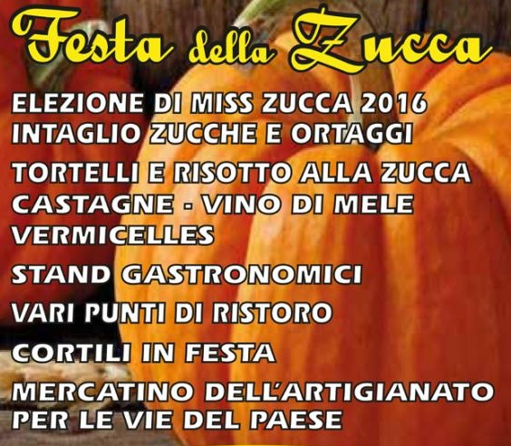 Festa Della Zucca