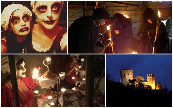 Notte magica al Castello di Gropparello