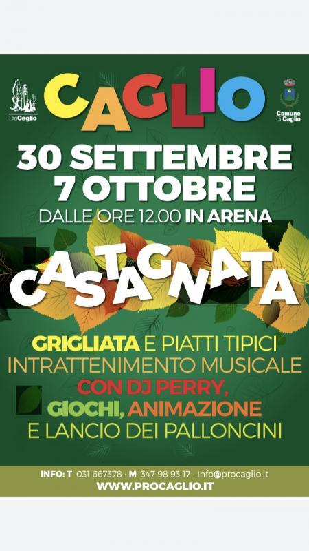 La Castagnata 2018