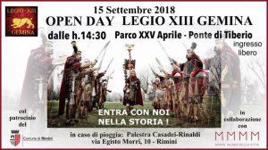 Legio XIII Gemina di Rimini