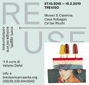RE.USE - Scarti, oggetti, ecologia nell'arte contemporanea