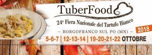 24° ediz. Tuberfood – Fiera Nazionale del Tartufo Bianco