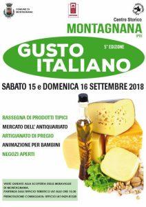 """""""Gusto Italiano"""" 5° edizione"""