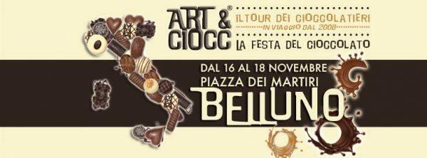 Art & Ciocc 2018 a Belluno