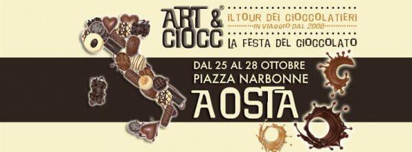 Art & Ciocc 2018 ad Aosta