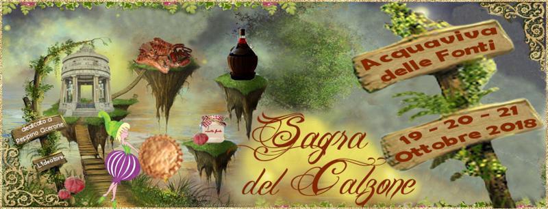 47° ediz.  Sagra Del Calzone