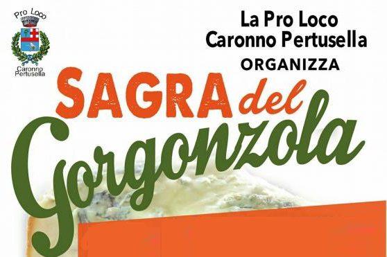 Sagra del Gorgonzola a Caronno Pertusella