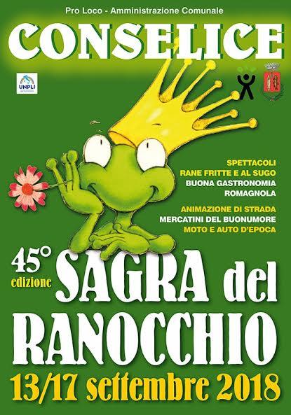 45° Sagra del Ranocchio