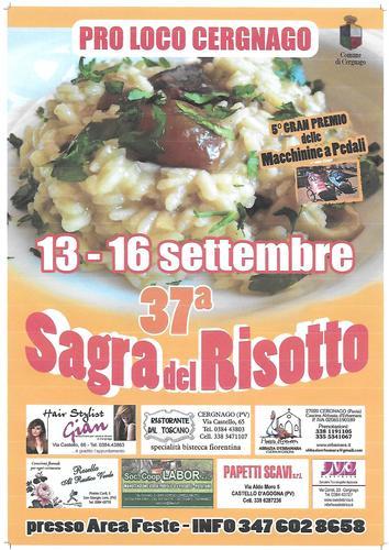 37° Sagra Del Risotto