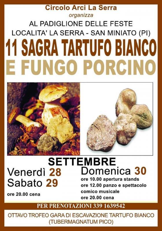 Sagra del Tartufo Bianco e del Fungo