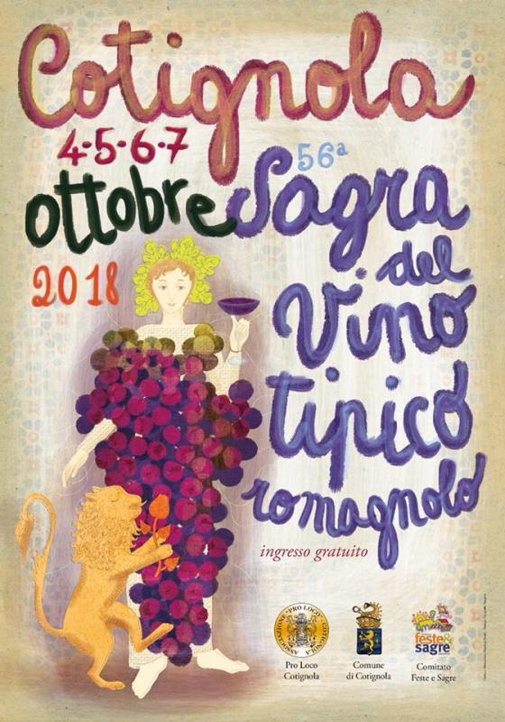 55° Sagra del Vino Tipico Romagnolo
