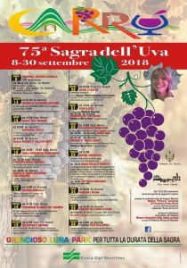 75° Sagra dell'uva