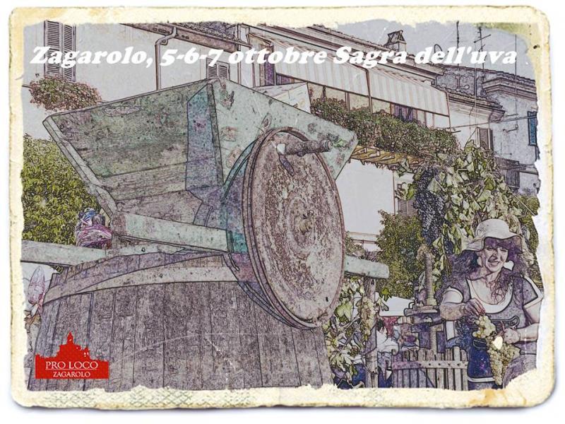 75° Sagra dell'uva di Zagarolo
