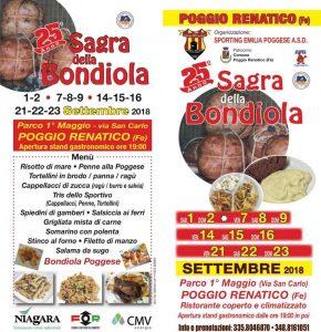 Sagra della Bondiola 2018