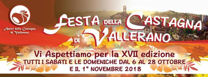 17° Sagra della Castagna di Vallerano