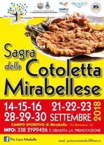 Sagra della Cotoletta Mirabellese