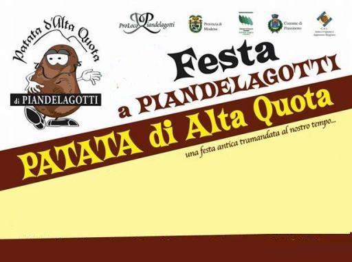 Festa della patata tipica di Piandelagotti