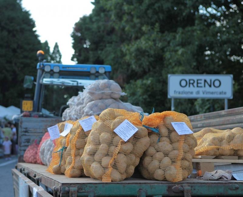 50° Sagra della Patata di Oreno