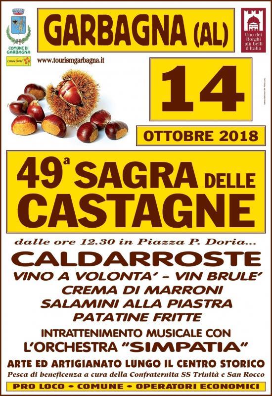 49° Sagra delle Castagne