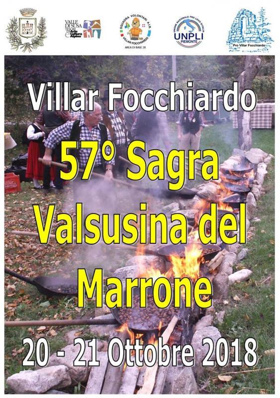 57° Sagra Valsusina del Marrone